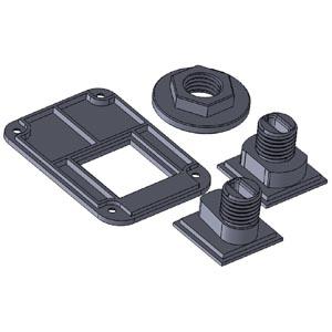 Solidworks 3D tegning af komponenter til spec. opgave