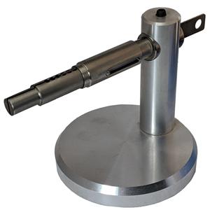 Fyldeværk til montage af fjedre og stifter i låsecylindre